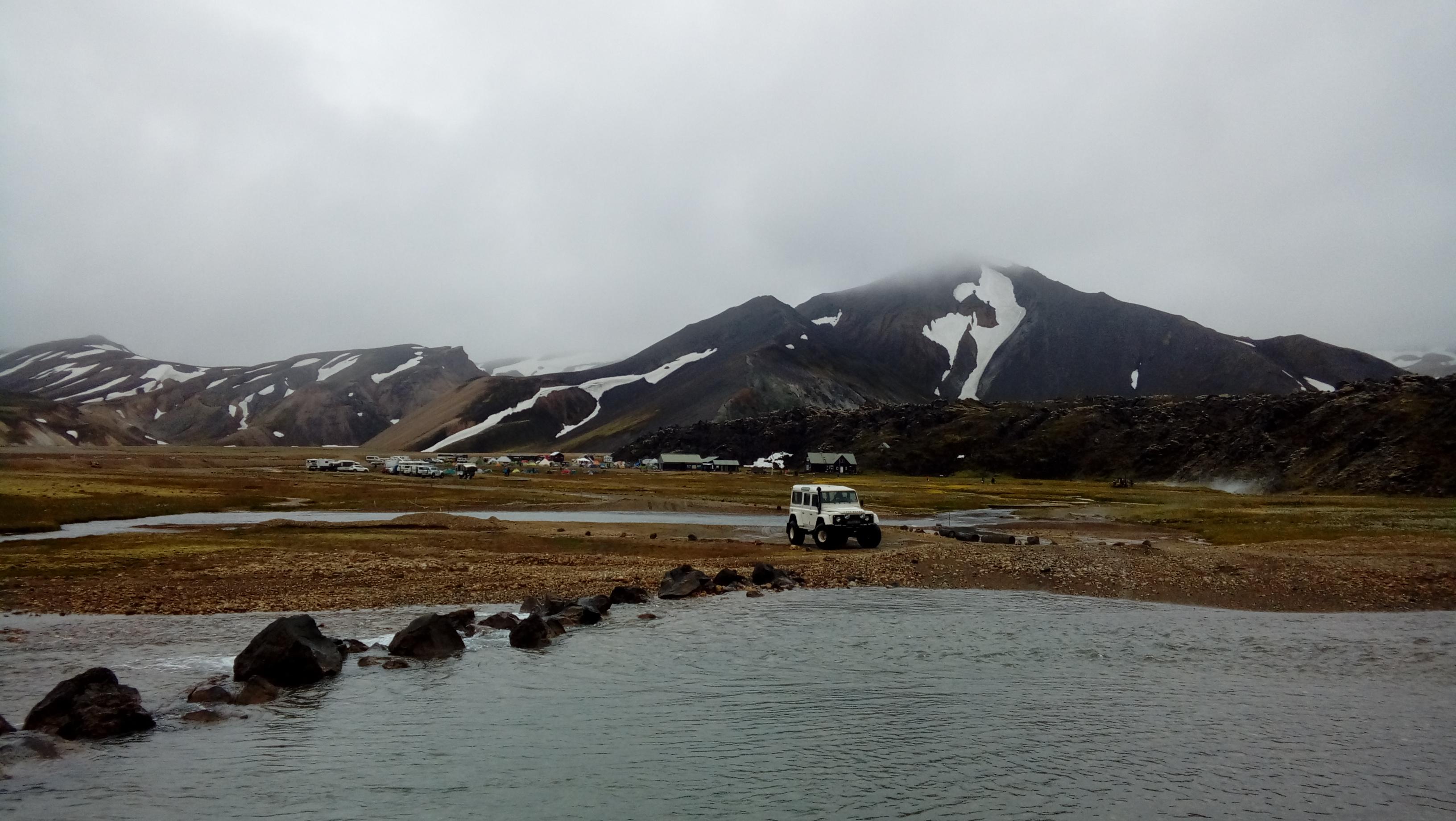 Trip to Landmannalaugar
